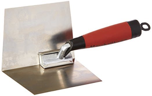G-FORCE INSIDE CORNER TROWEL ERGO GRIP HANDLE