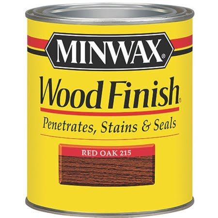 MINWAX 215 Red Oak Wood Finish Penetrating Stain 8oz