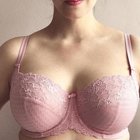 Panache Envy Balconette 7285 Rose Pink