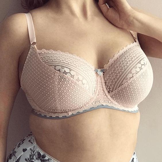 Freya Daisy Lace Balconette AA5131 Blush