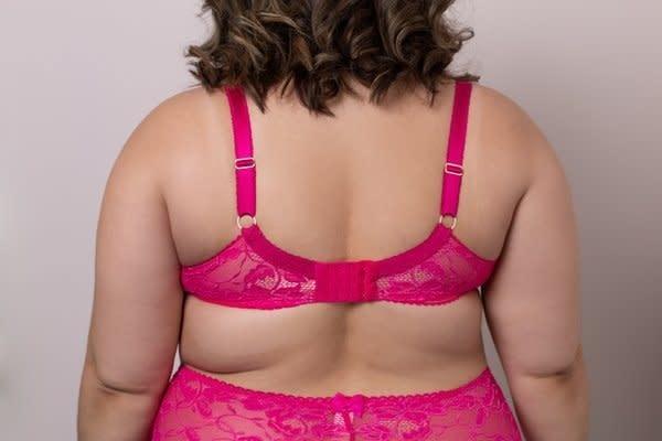 Ewa Michalak Roz Balconette Pink