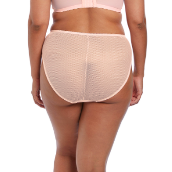 Elomi Charley High Leg Brief EL4386 Ballet Pink
