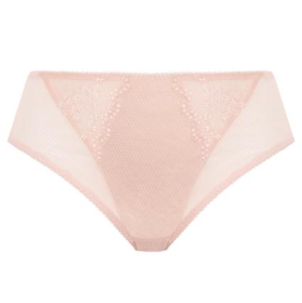Elomi Charley High Leg Brief EL4386 Ballet Pink