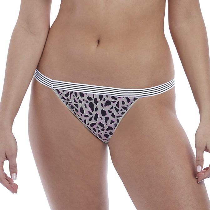 Freya Wild Brief AA5425 Grey Leopard