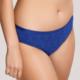 Panache Anya Crochet Classic Swim Brief SW1256 French Blue