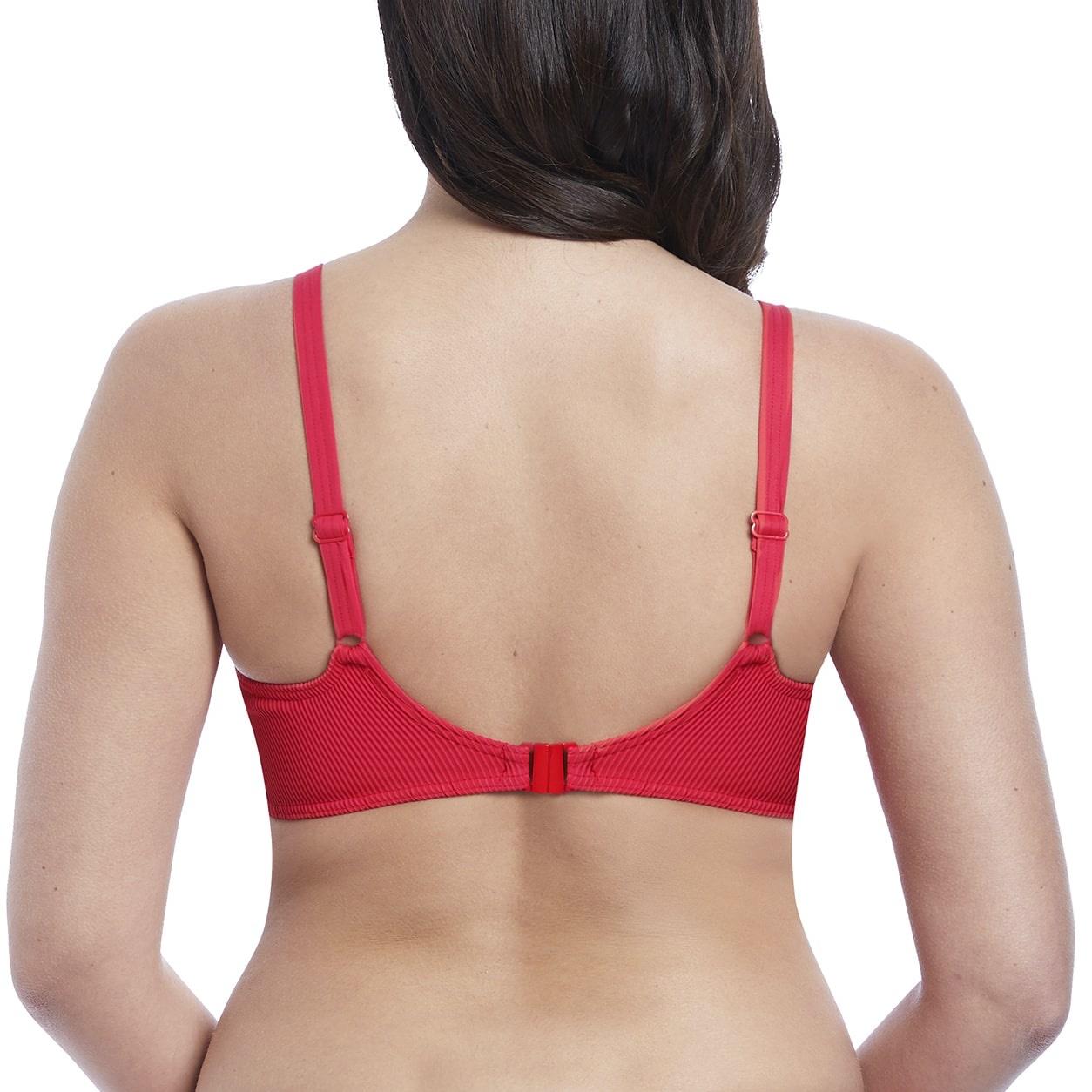 Freya Nouveau Sweetheart Bikini AS6700 Red