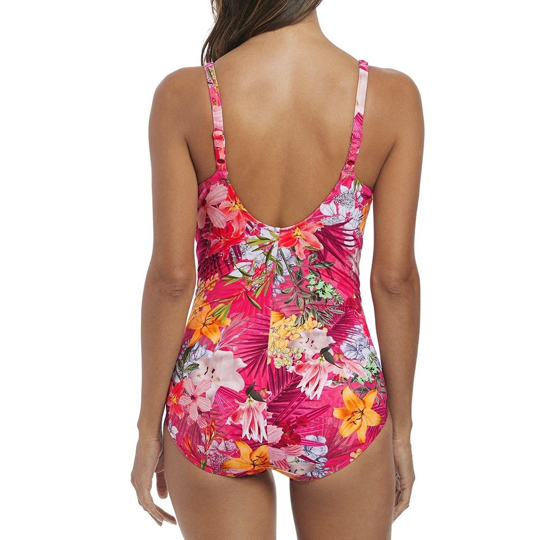 Fantasie Anguilla Deep Plunge Suit FS6588 Sunset