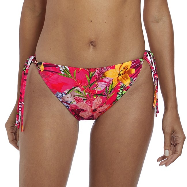Fantasie Anguilla Classic Tie Side Swim Brief FS6585 Sunset