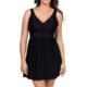 Adriana Babydoll PS5488 Black