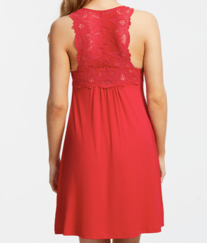 Fleur't Iconic Chemise 630 Sunkissed Red