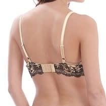 Wacoal Lace Affair Demi 851256 Frappe
