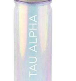 Iridescent Bottle- Zeta Tau Alpha