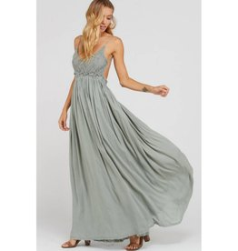 You Belong Somewhere Maxi Dress - D. Sage