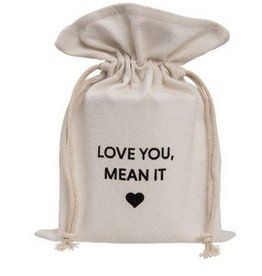 Canvas Bag- Love You