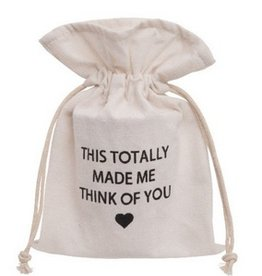 Canvas Bag- Think Of You
