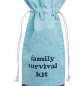 Wine Bag- Family Survival Kit