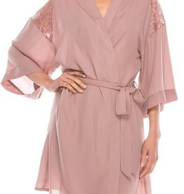 Follow This Love Robe Set- Mauve
