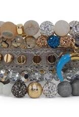 ERIMISH Stackable Bracelet Set - Athens