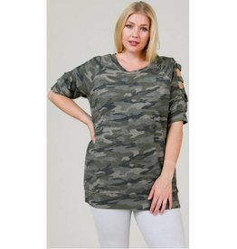 This Is It Top - Camo