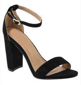 Prep Rally Heels- Black