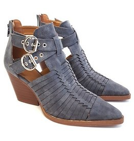 Motivated Moves Booties- Steel Grey
