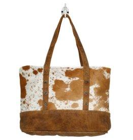 MYRA BAG Vintage Fashion Small & Cross Body Hairon Bag