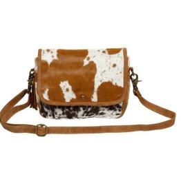 MYRA BAG Dazzling Hairon Bag