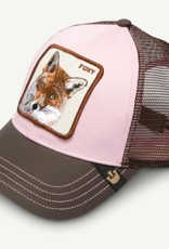 GOORIN BROS. Foxy Baby Baseball Cap- Pink - Cheeky Bliss 3f63b450db48