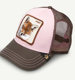 GOORIN BROS. Foxy Baby Baseball Cap- Pink