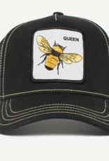 Queen Bee Baseball Cap- Black - Cheeky Bliss e448991f051