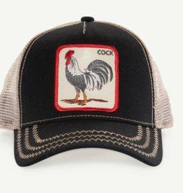 GOORIN BROS. Rooster Baseball Cap- Black
