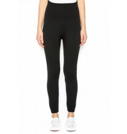 FL Fleece Leggings Black O/S