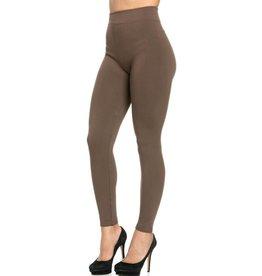 FL Plus Fleece Legging Cocoa