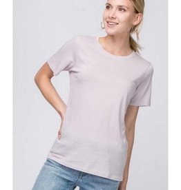 Just A Common Girl Top - Violet