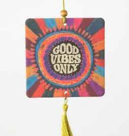 Air Freshener Good Vibes Only