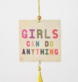 f9db41d02de8e Air Freshener Girls Can Do Anything