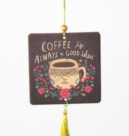 Air Freshener Coffee is Good