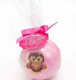 Don't Give A Hoot! Bath Bomb