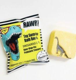Toy Surprise Bath Bomb- Dinosaurous Citrus