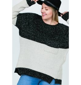 Love Your Wild Ways Sweater - Charcoal