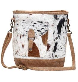 MYRA BAG Multi Hides Shoulder Bag