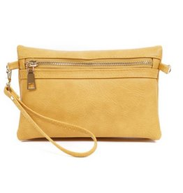 Heather Crossbody- Mustard