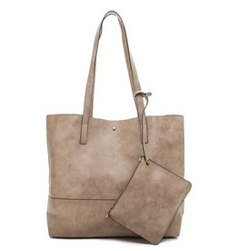The Monica Tote- Sand