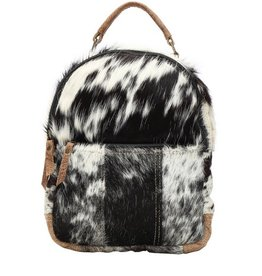 MYRA BAG Compact Hairon Backpack Bag