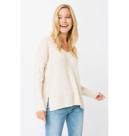 Take Them Anywhere Knit Pullover Sweater - Ivory
