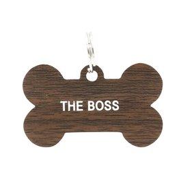 The Boss Dog Tag