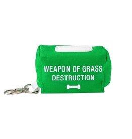 Weapons Of Grass Destruction Bag Dispenser