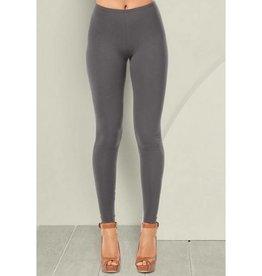 FL Plus Fleece Legging- Grey