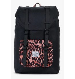 HERSCHEL Little America Backpack - Black/Desert Cheetah