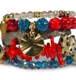Erimish Stackable Bracelet Set - Sleigh